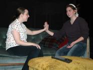 Left-Anna Morris (Girl) / Right - Ashley Laurence (Jane)