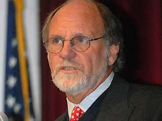 NJ Governor Jon Corzine